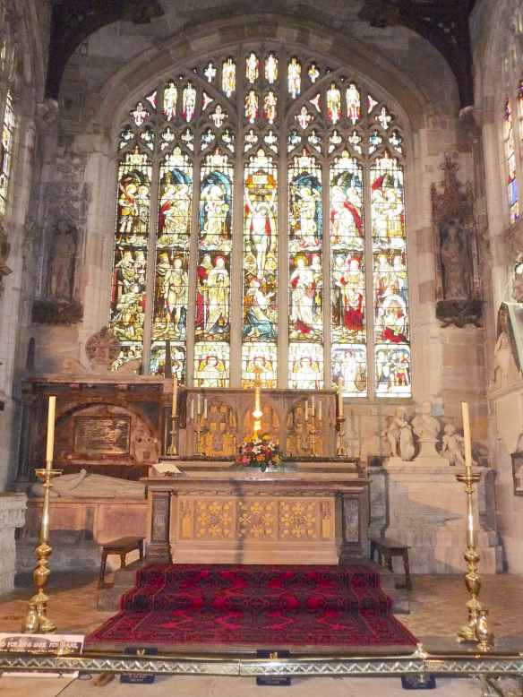 6.the chancel