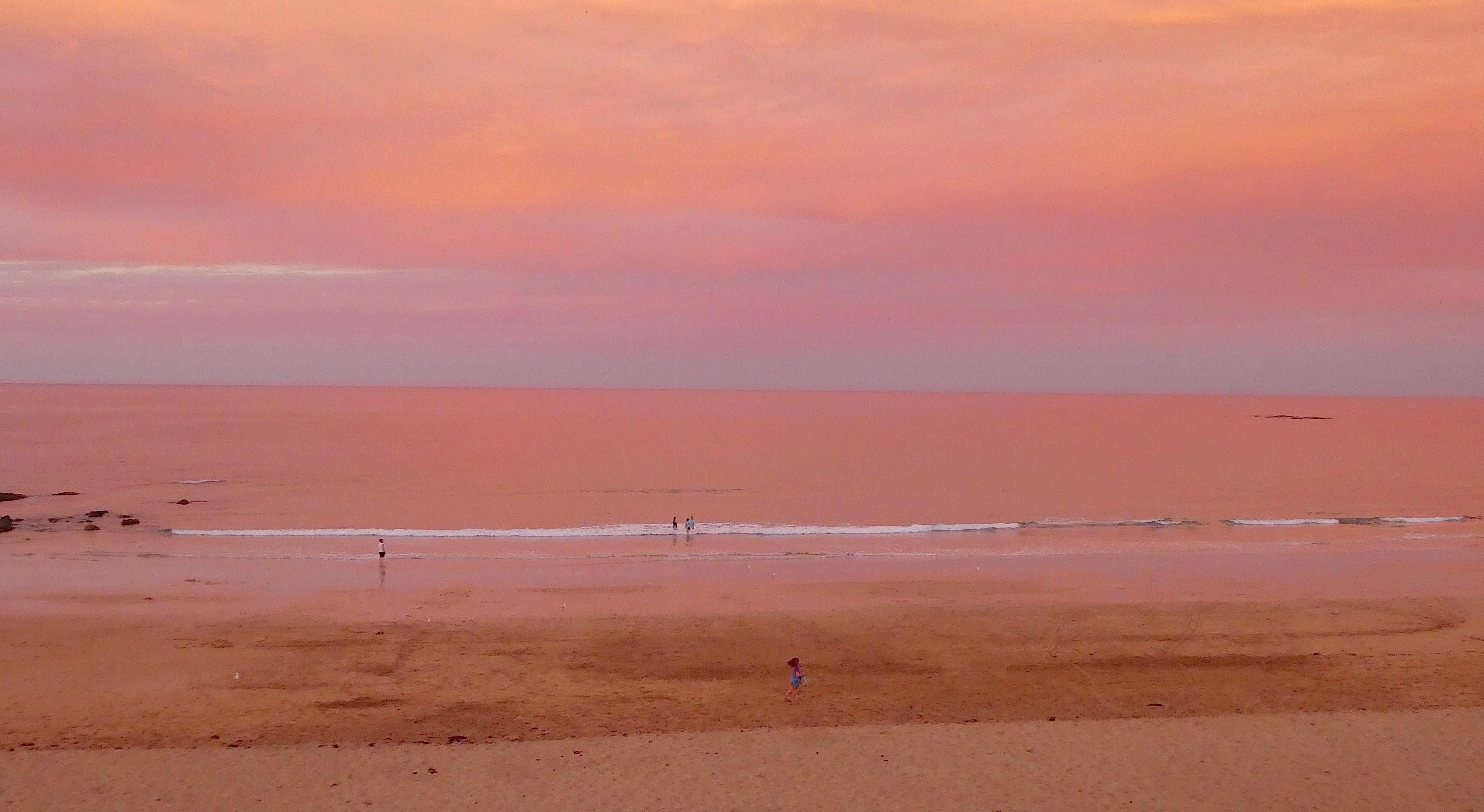 1.summer sunset