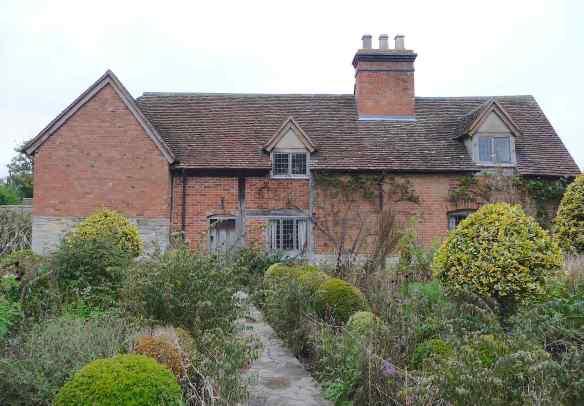 6.Mary Arden's house