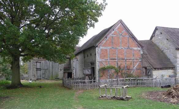 7.Mary Arden's Farm