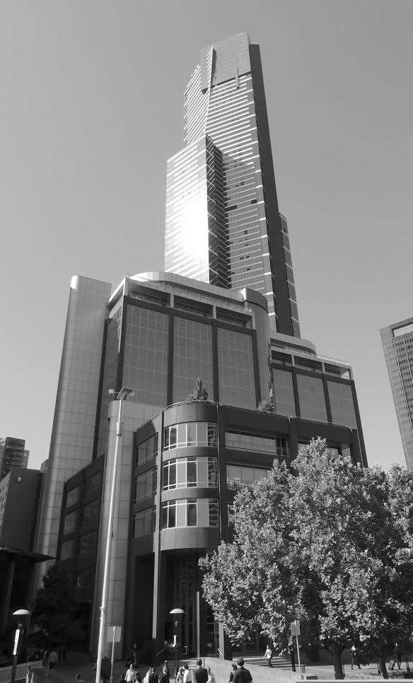15.Eureka Tower