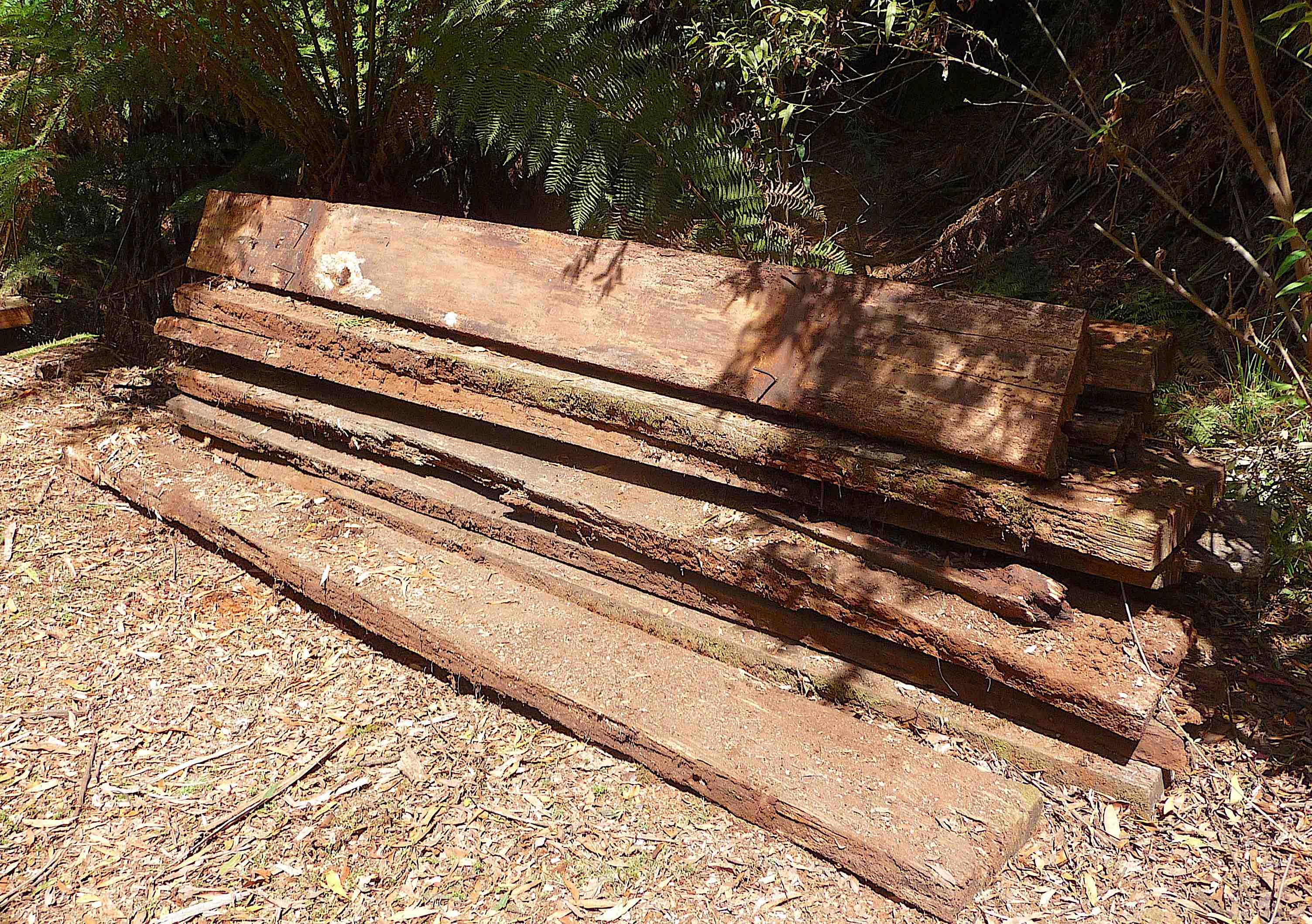 2.old timbers