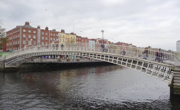 2.The Ha'penny Bridge