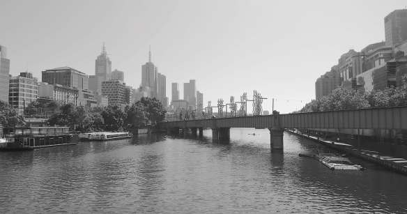 24.Sandridge Bridge & skyline