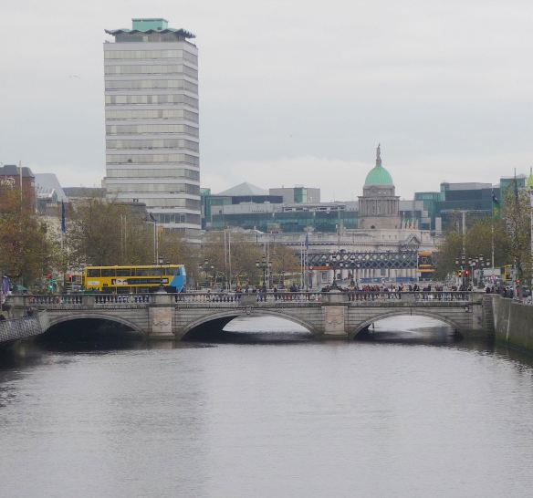 4.O'Connell Bridge