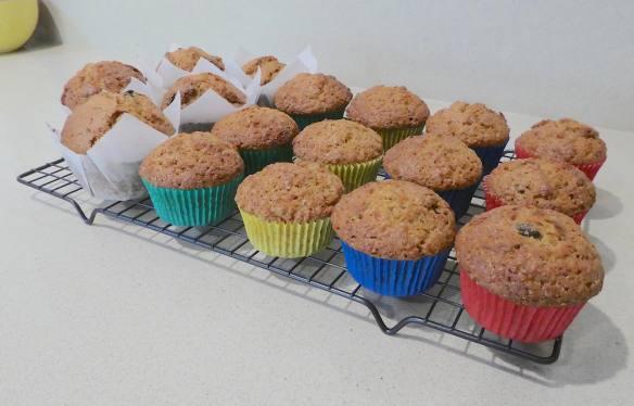 1.tomato spice muffins