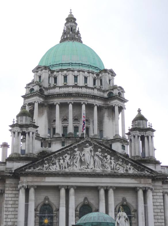 5.Belfast City Hall