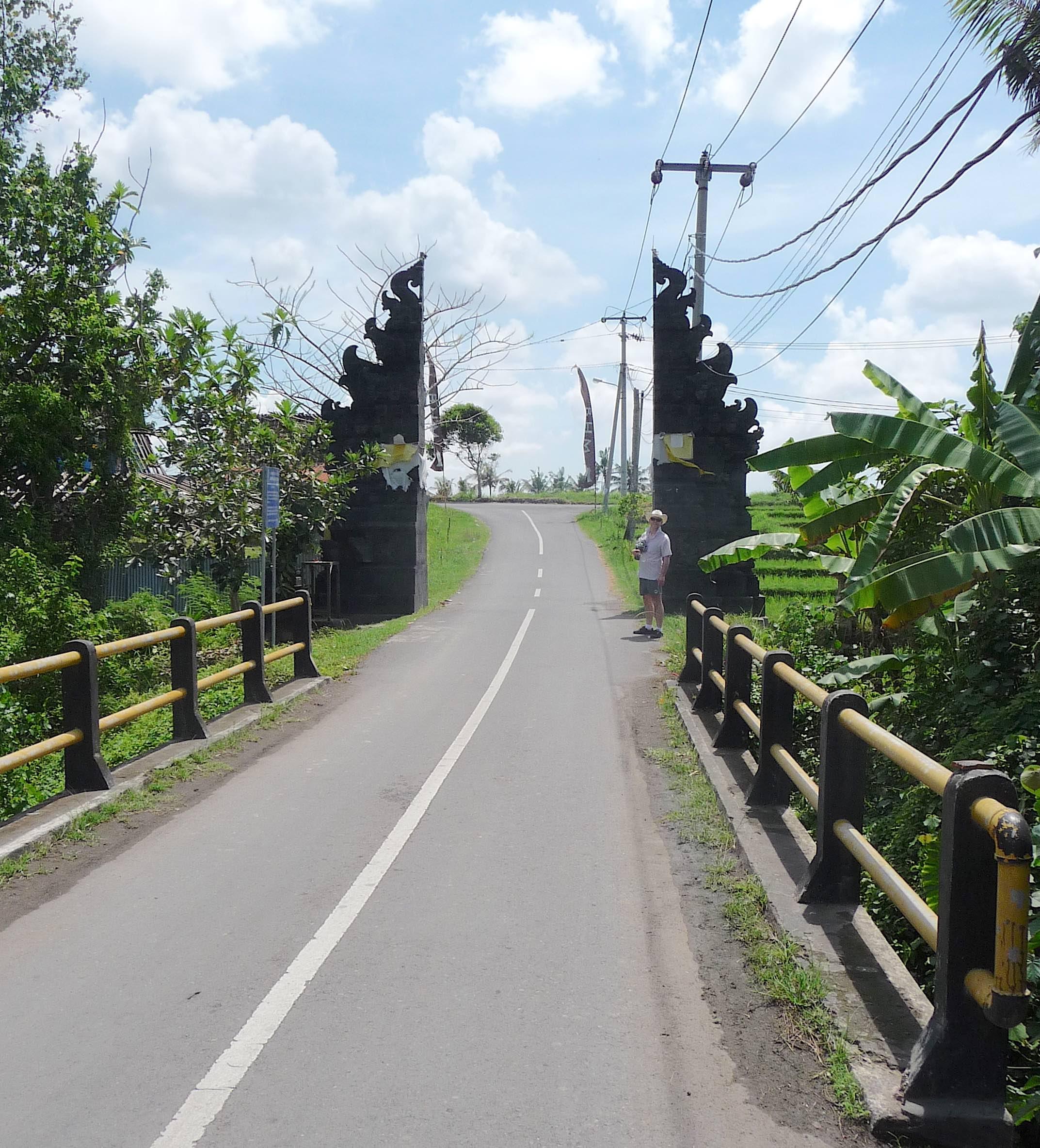 27.village gates