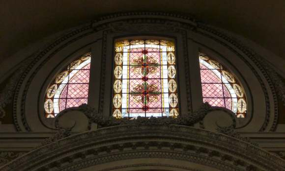 15.stained glass window