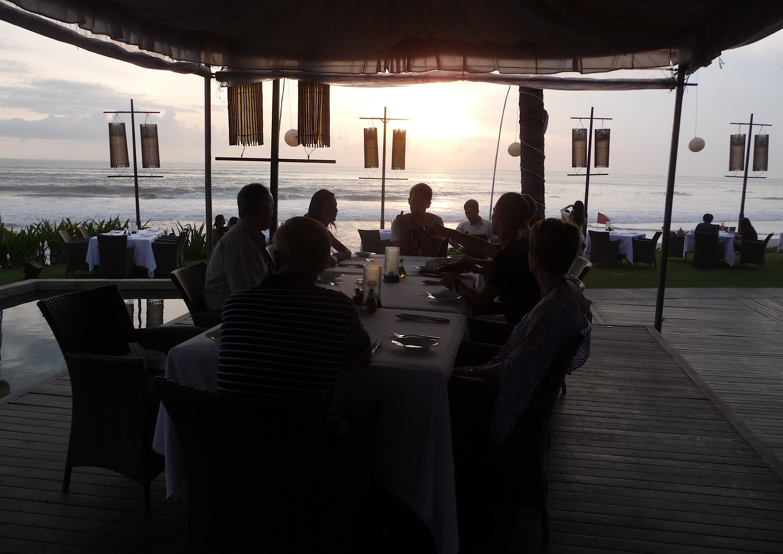 3.dinner setting
