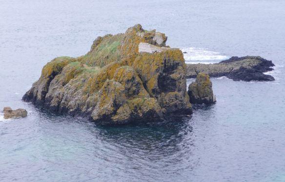 14.Stackaboy Island, Larrybane Bay