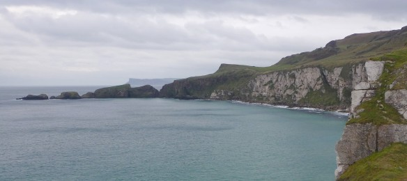 15.Carrick Island, Larrybane Bay