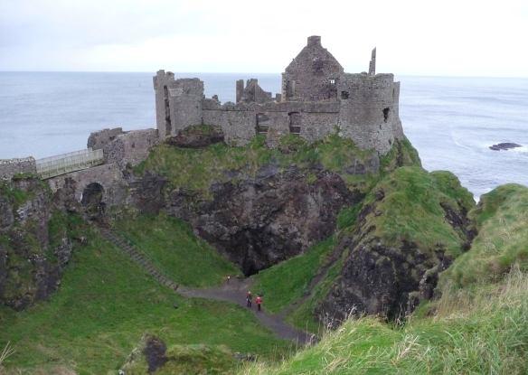 1.Dunluce Castle