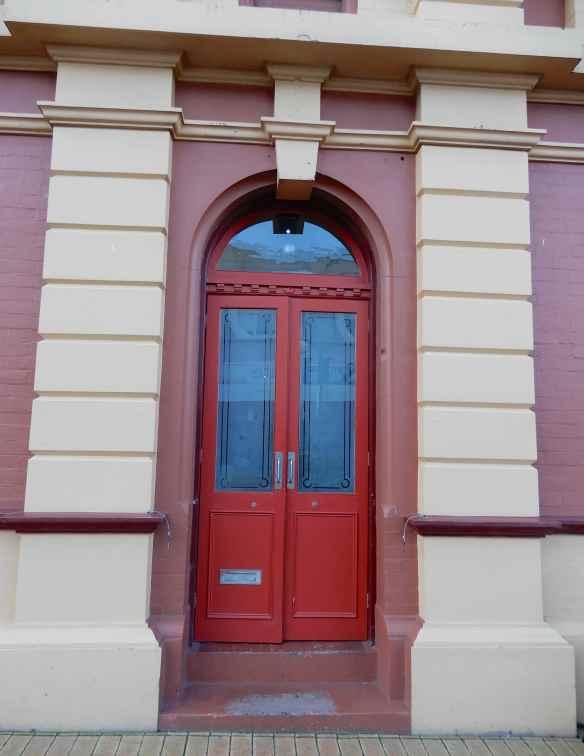 4.front door