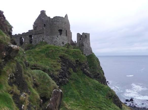 6.Dunluce Castle