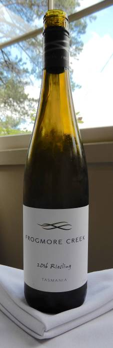 10.Frogmore Creek Riesling 2016