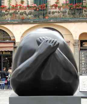 11.Germinacion, Piazza San Michele