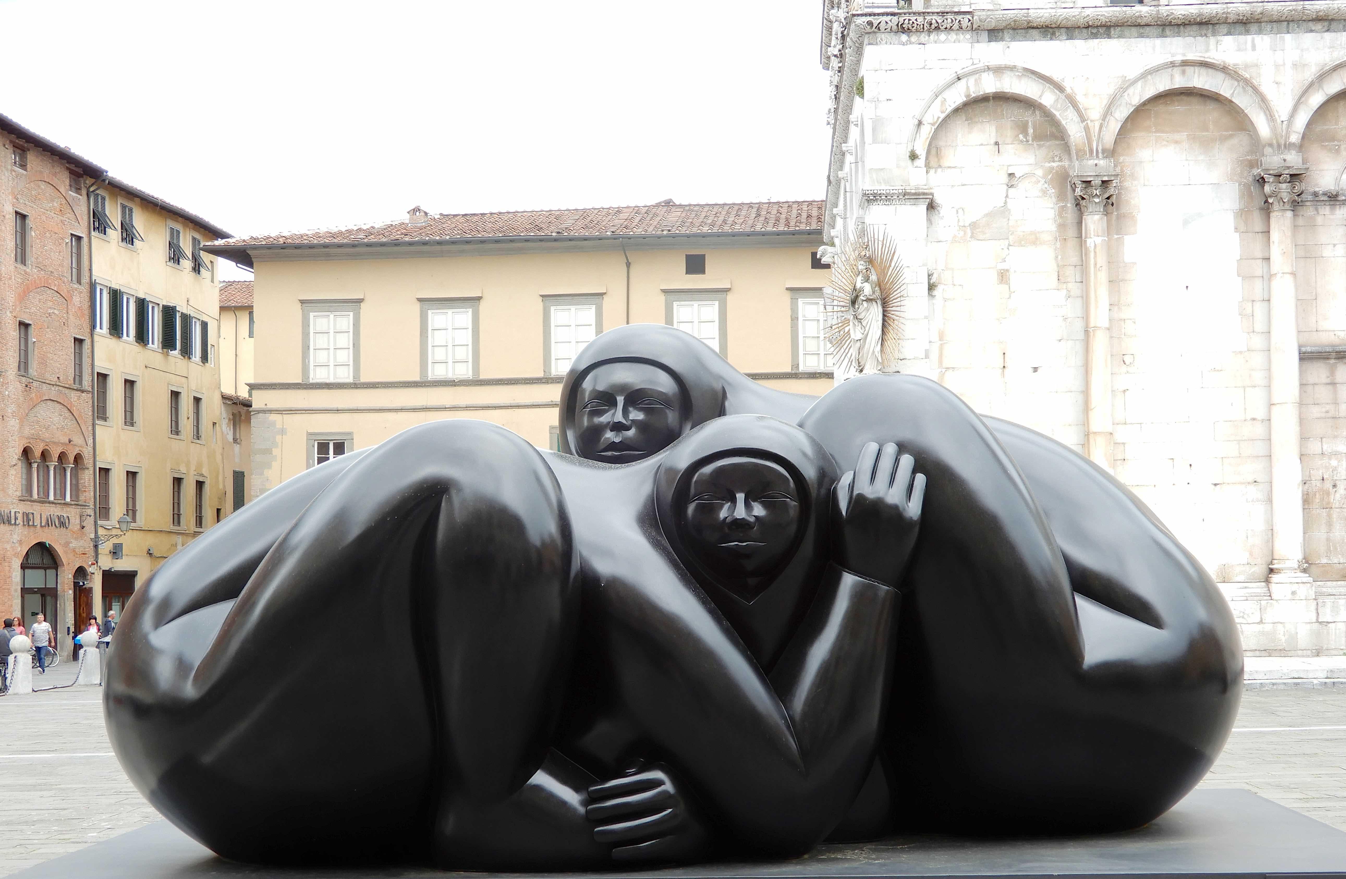 12.Encuentro, Piazza San Michele