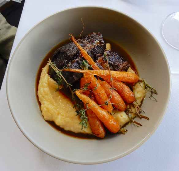 13.Braised Beef Cheek