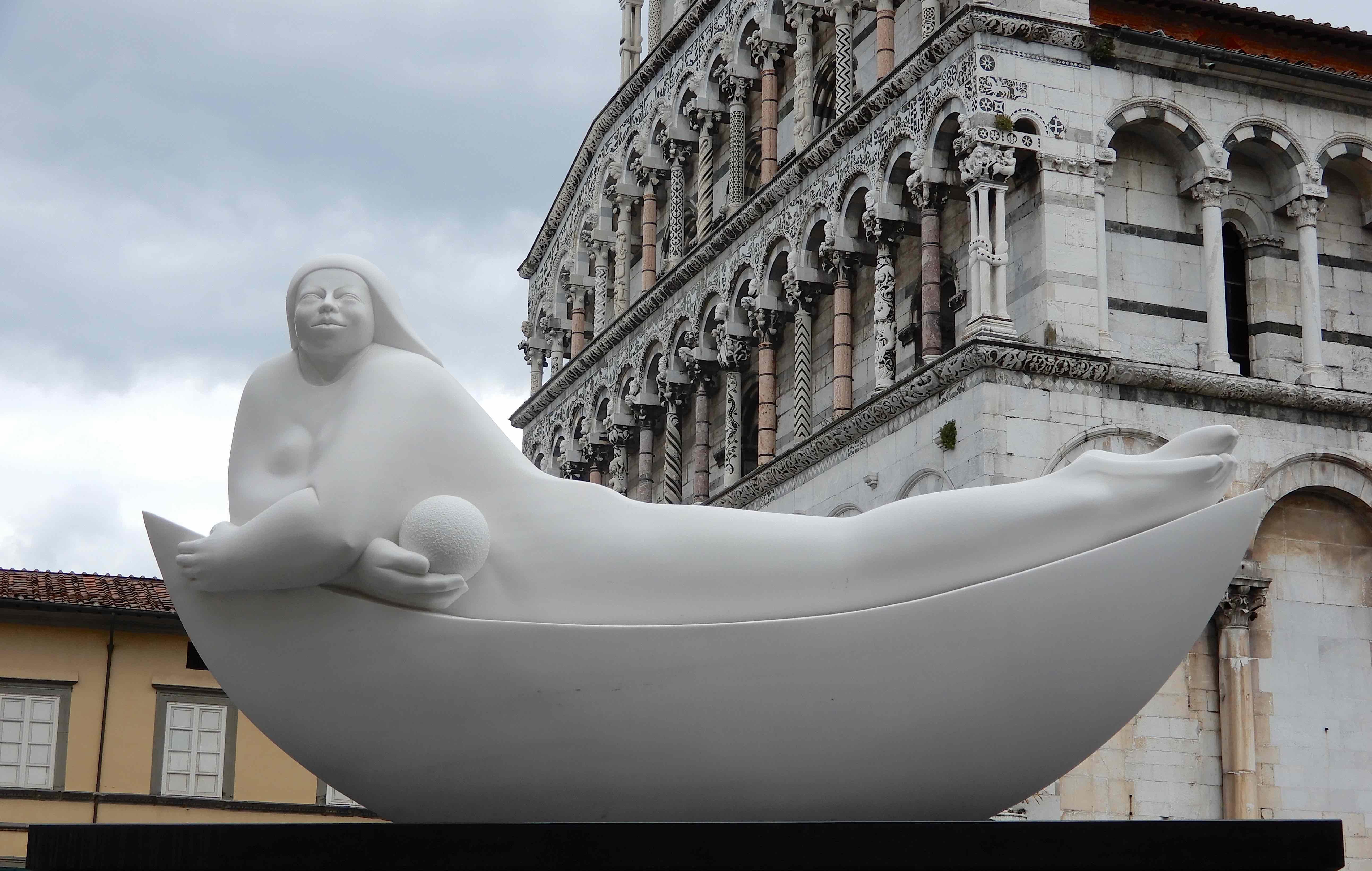 14.Plenitud, Piazza San Michele