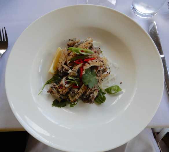 14.Tasmanian Bush Pepper Calamari