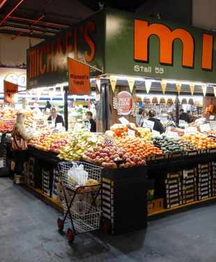 16.Michael's fruit & veg