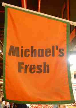 18.Michael's fruit & veg