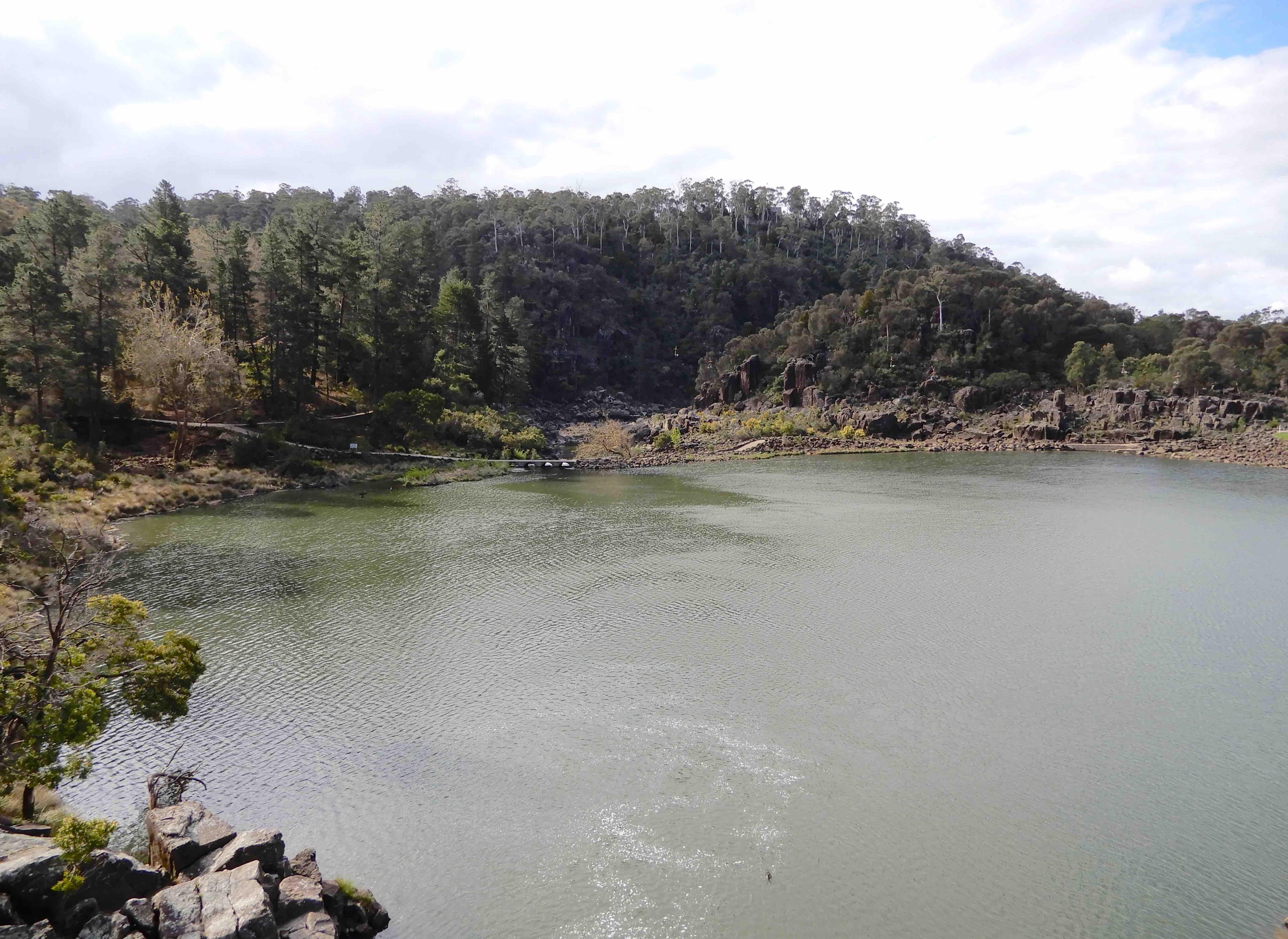 22.Cataract Gorge lower basin