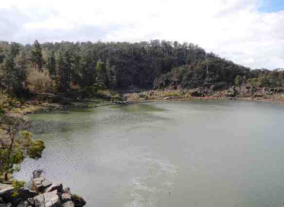 22.Cataract Gorge lower basin