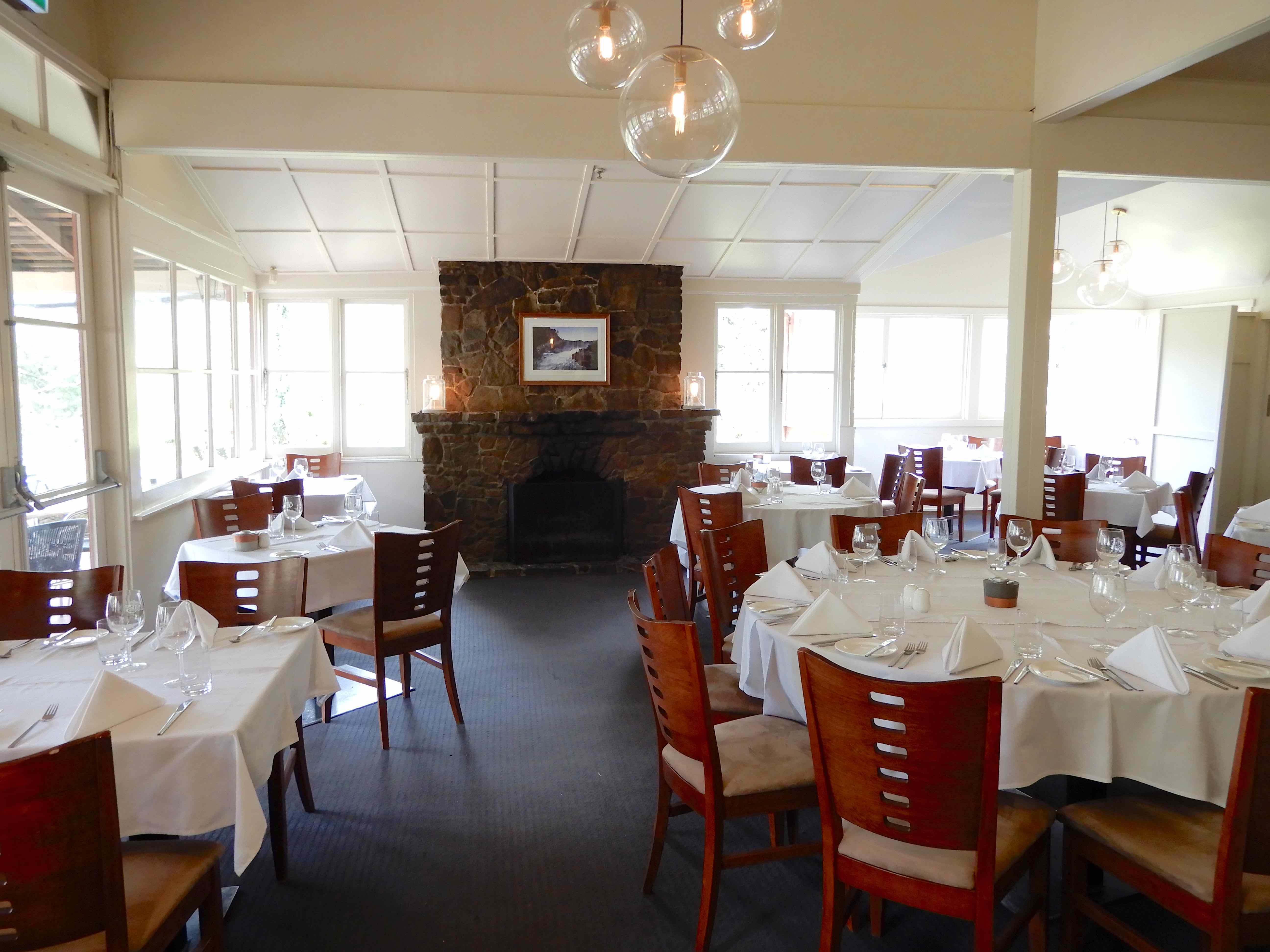 3.The Gorge Restaurant