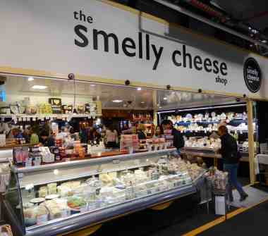 34.The Smelly Cheese Shop