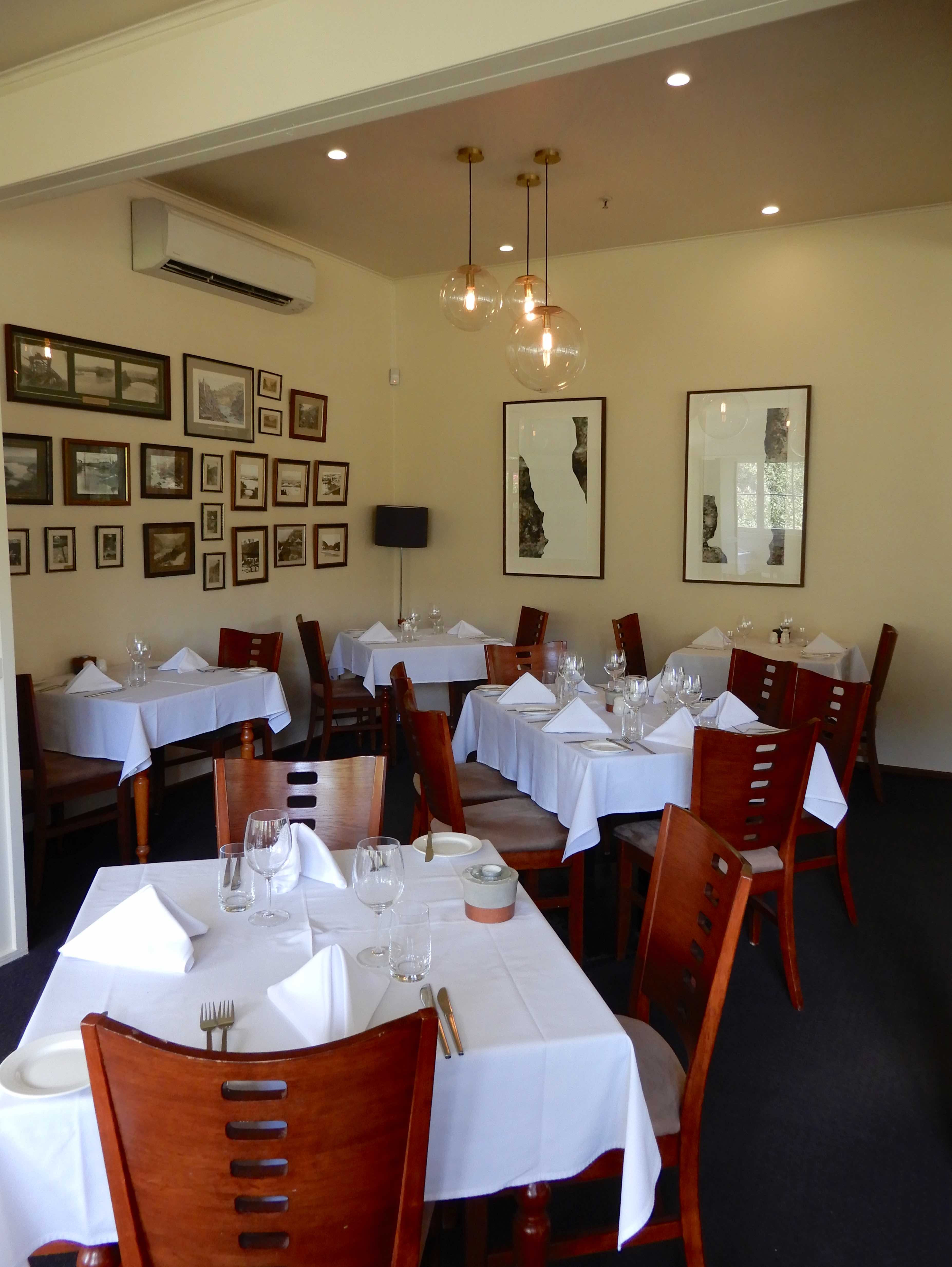 4.The Gorge Restaurant