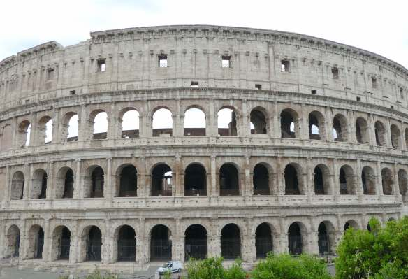 1.The Colosseum