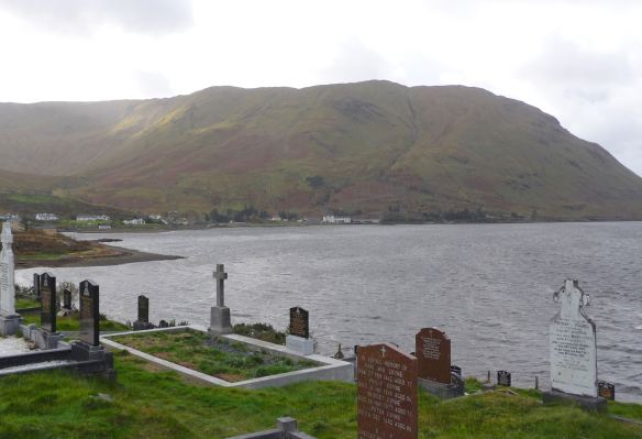 13.Leenane cemetery & Killary Harbour