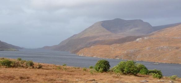 15.Mweelrea, Killary Fjord