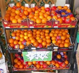 10.oranges