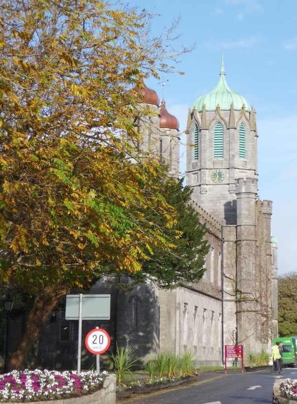 21.Galway University