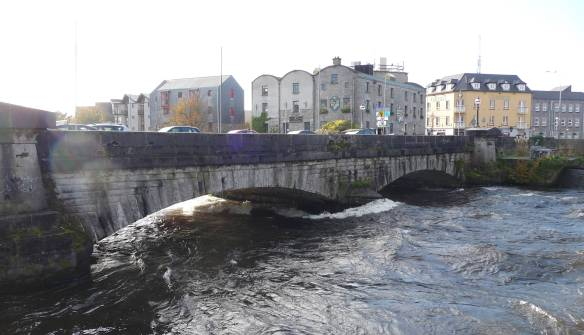 25.River Corrib,William O'Brien bridge