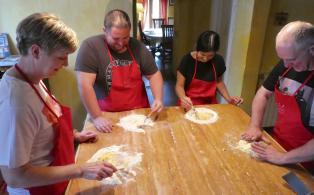 46.pasta making