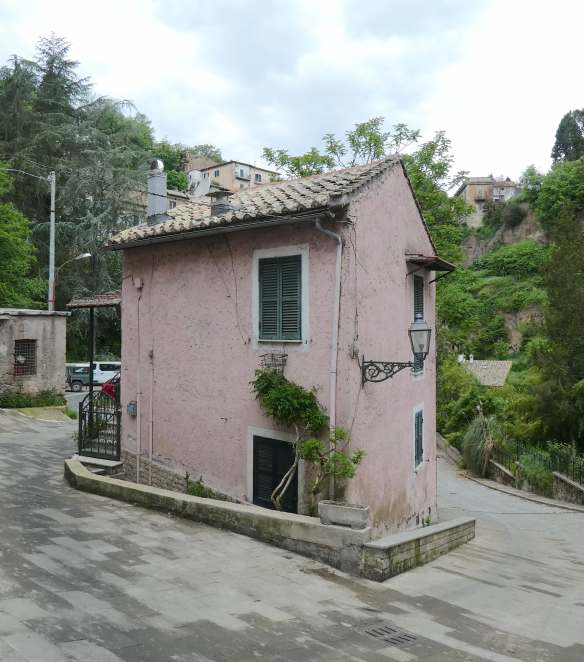 63.pink house