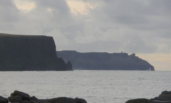 17.cliffs of moher, o'briens tower & hag's head