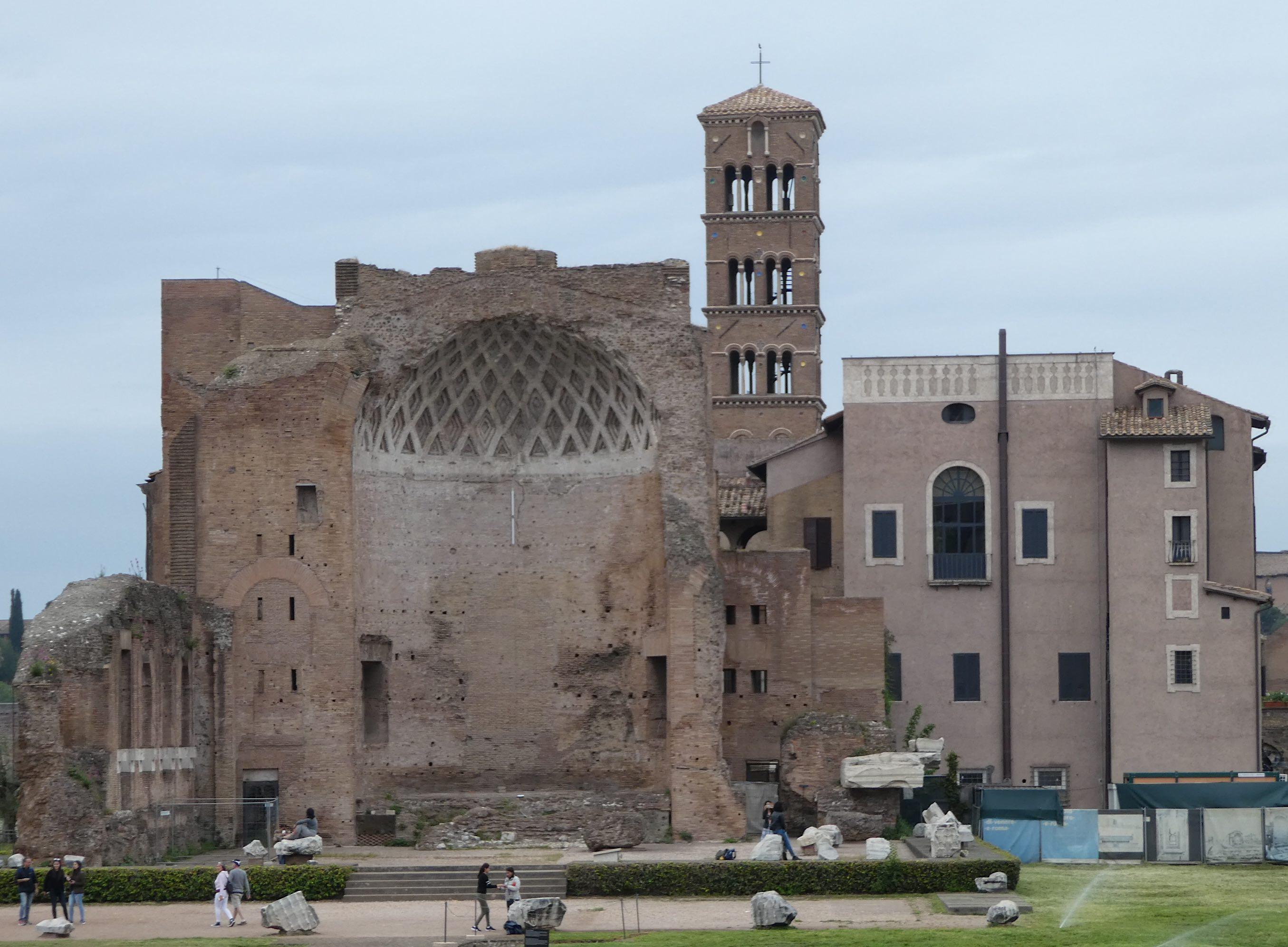 17.temple of venus & roma
