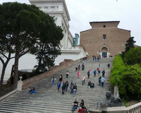 23.steps of santa maria in aracoeli