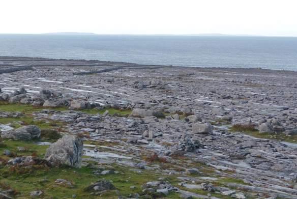8.limestone karst, doolin