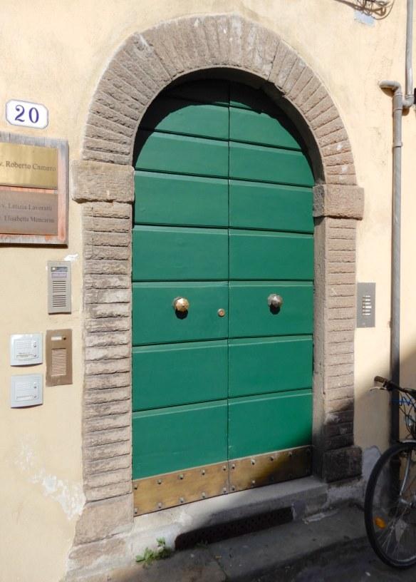 1.front door
