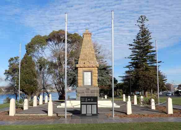15.Victoria Parade Cenotaph