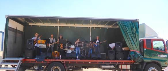 2.Tarkine Strings on stage