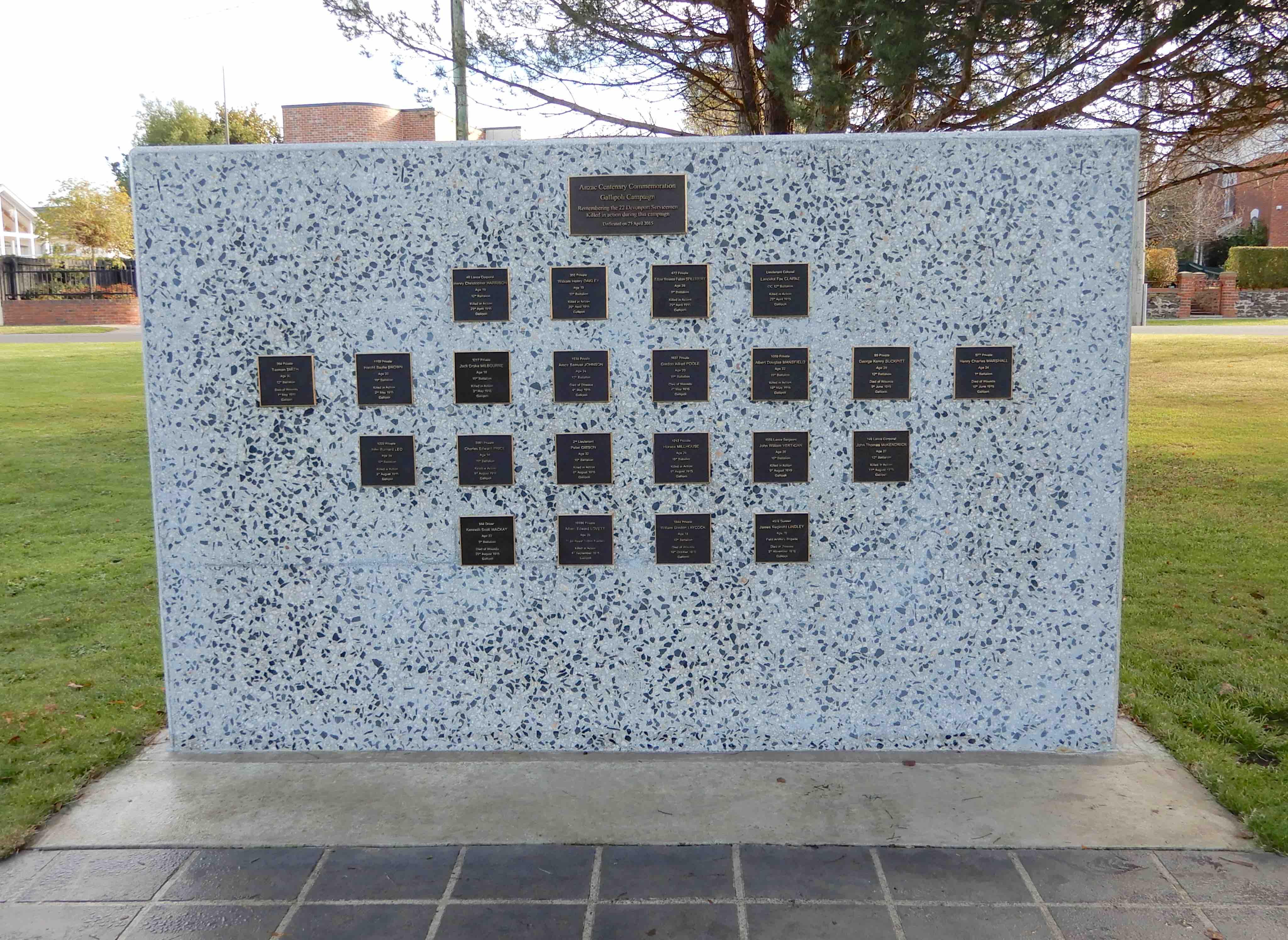 23.ANZAC Centenary Commemoration Gallipoli Campaign
