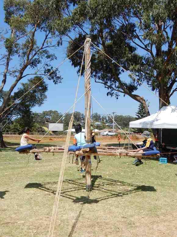 29.maypole swing