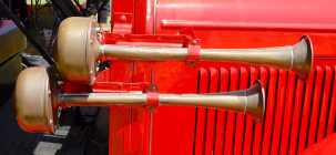 33.vintage fire engine